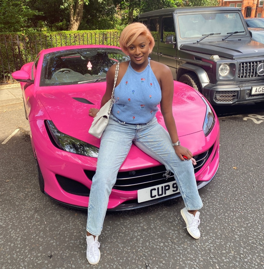 """""""I will be alright"""" DJ Cuppy assures fans after she made a post wondering what would happen if she """"suddenly dropped dead"""""""