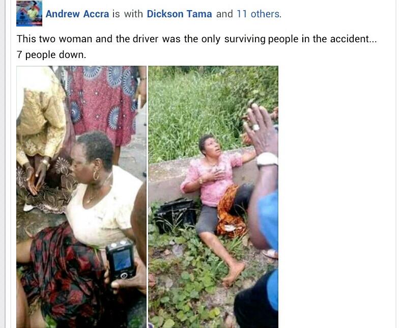 Seven female wedding guests die in auto crash in Delta