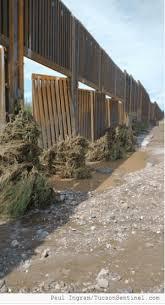 Trump?s border wall already falling down after floods (Photos)
