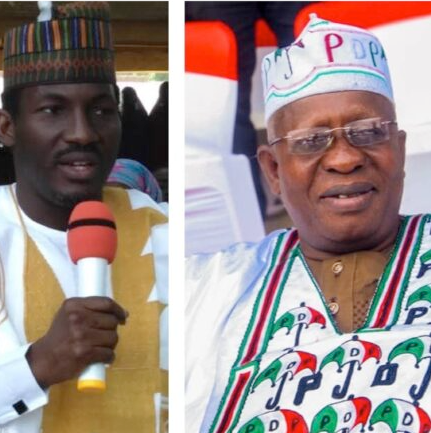 PDP splits as 2 acting national chairmen emerge