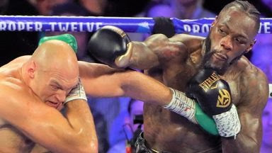 Deontay Wilder will gain brutal revenge over Tyson Fury within five rounds - Wilder