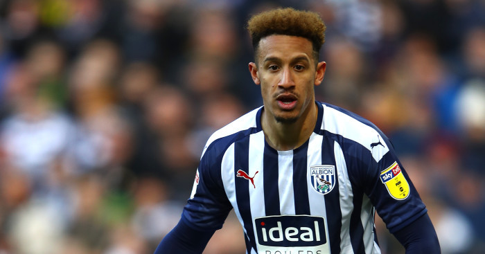 West Brom striker Callum Robinson tests positive for Covid for second time