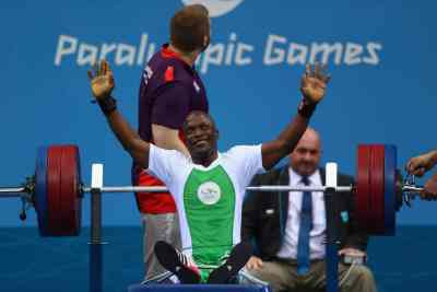 Tokyo 2020 Paralympics: Nigeria?s Yakubu Adesokan comes fourth in Powerlifting