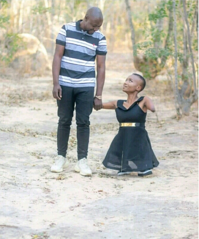 Zimbabwean motivational speaker born without limbs announces she is getting married