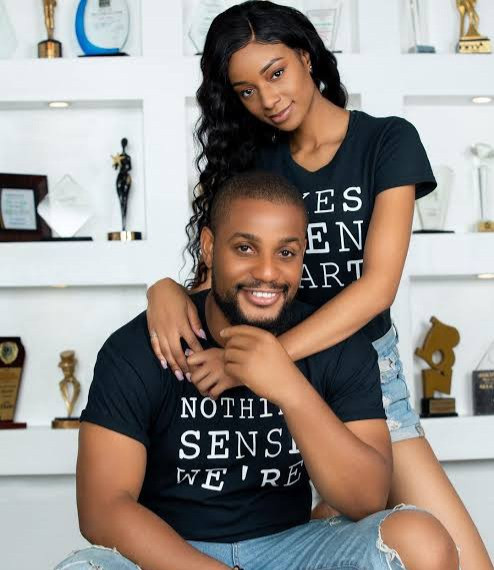 'It is important that everyone lives in their truth' - Alex Ekubo's fiancee Fancy Acholonu confirms their break up.