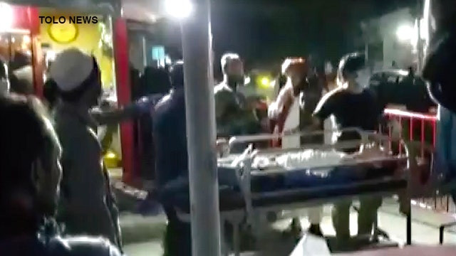 Update:?Third explosion occurs in Kabul with at least 60 killed including 12 US marines