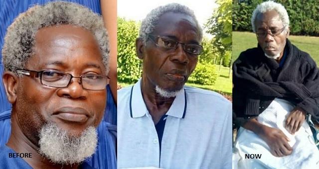 Tinsel star, Victor Olaotan is dead