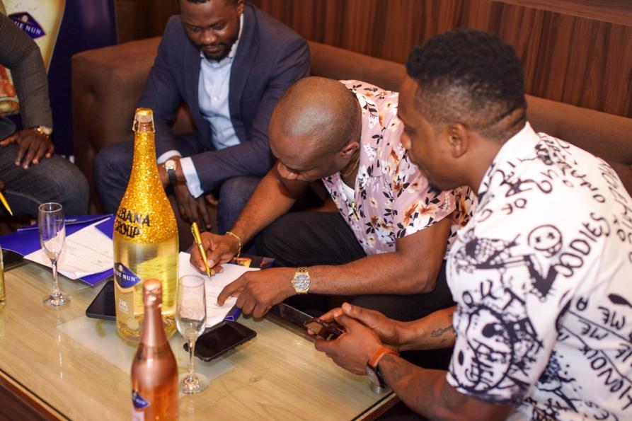 Blue Nun Nigeria Unveils Cubana Group as On-Trade Channel Partner in Nigeria