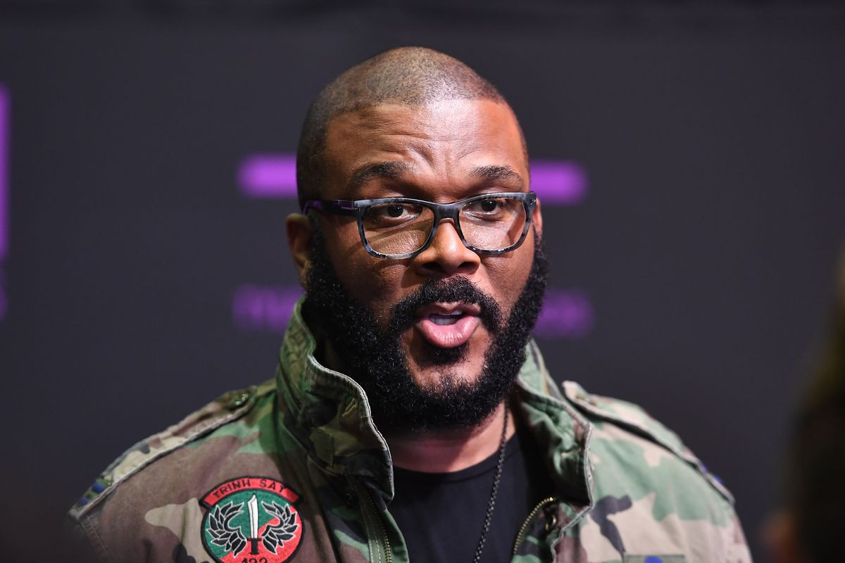 Afghanistan: I know that this entire situation has you triggered, broken and wanting to suit up - Tyler Perry writes to US soldiers