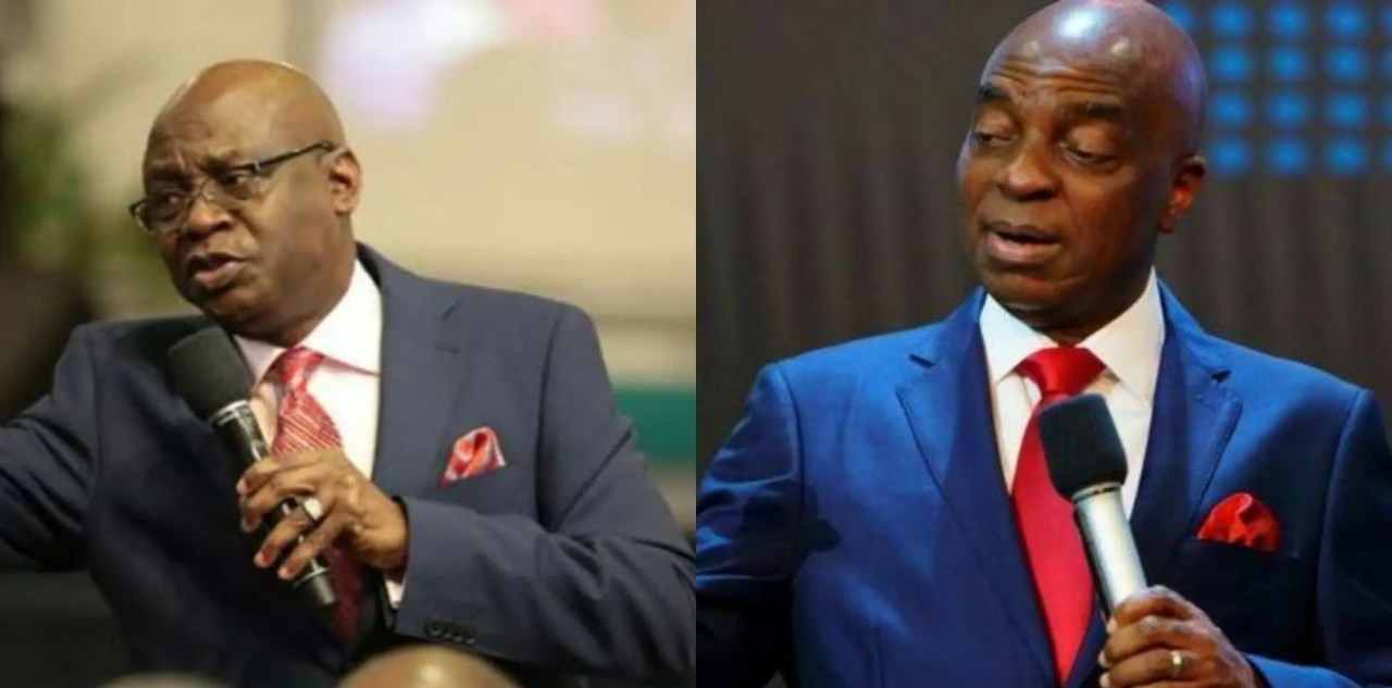 Oyedepo makes noise about his private jet ? Pastor Tunde Bakare