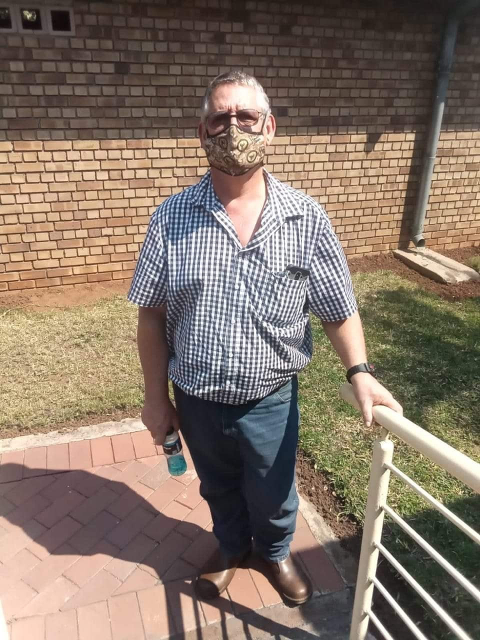 """Man sentenced in South Africa for calling his colleagues """"uneducated baboons"""""""