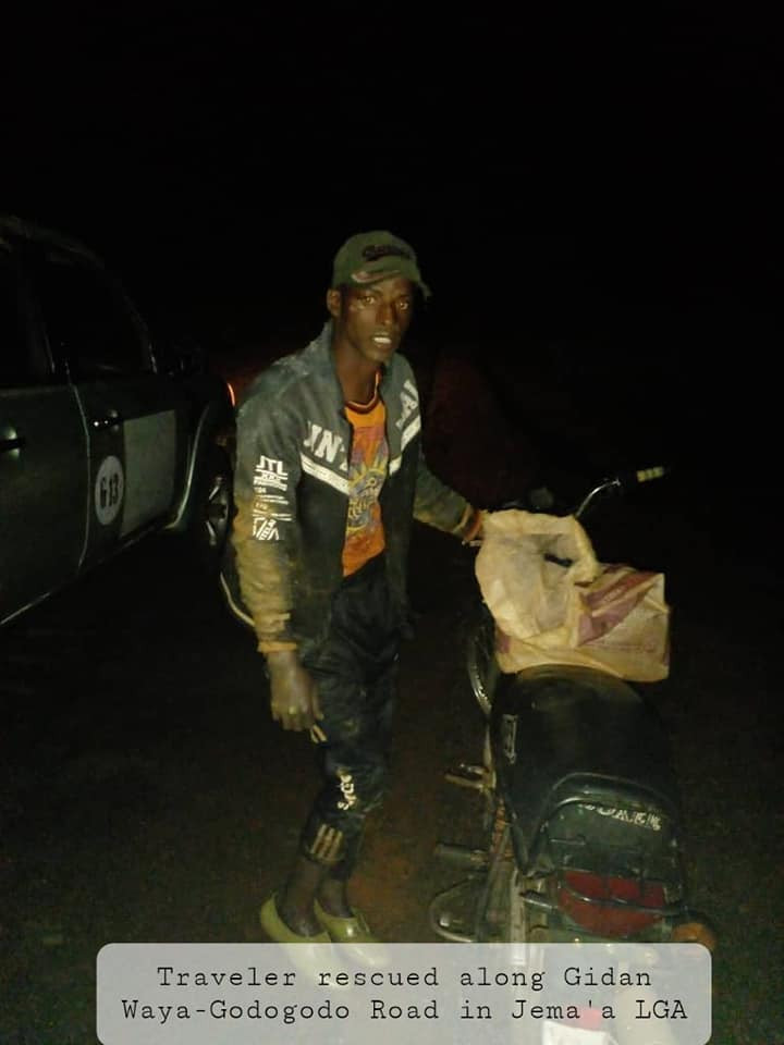 Bandits kill two as troops rescue three kidnapped commuters in Kaduna