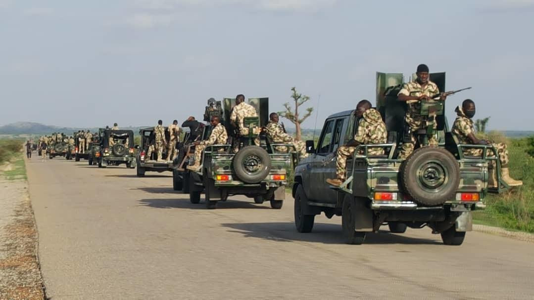 We fired at illegal bunkers and not cargo boat ? Defence Headquarters