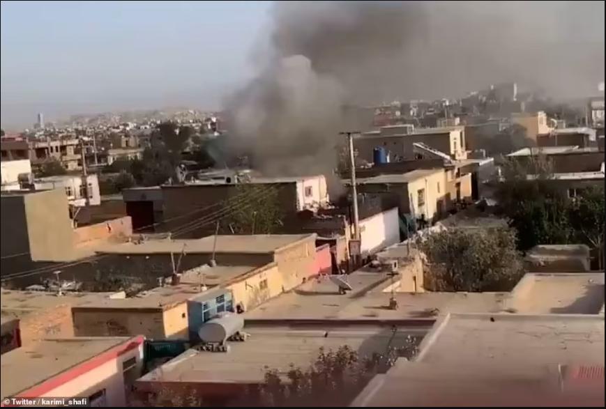 Afghanistan: US investigating civilian deaths in Kabul strike