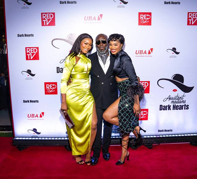 REDTV's Web Series, Assistant Madams Season 2 Premieres, New Cast unveiled  at Launch in Lagos - Newspot Nigeria
