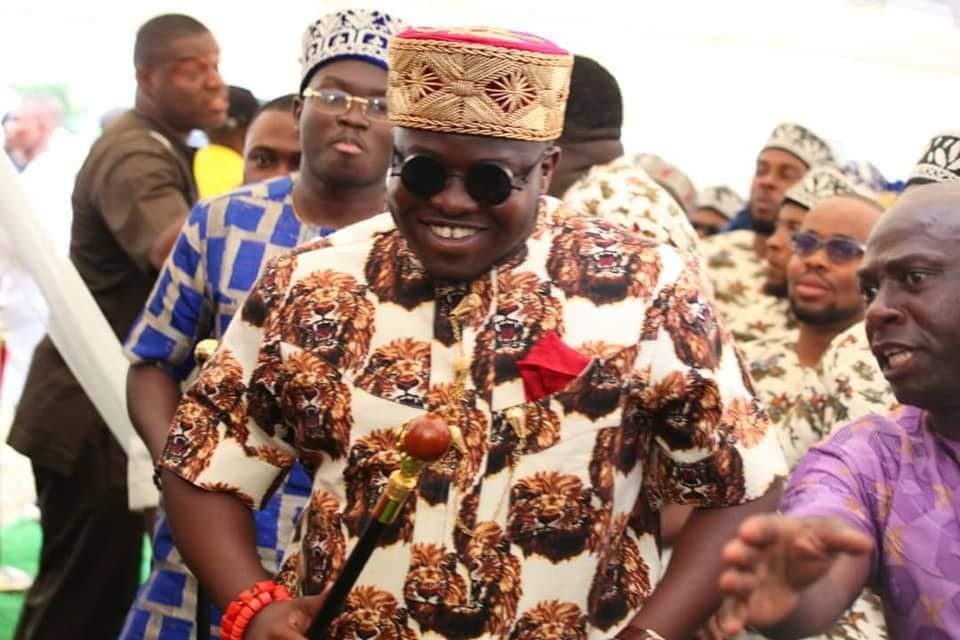 Photos from the traditional wedding of Abia state governor, Okezie Ikpeazu