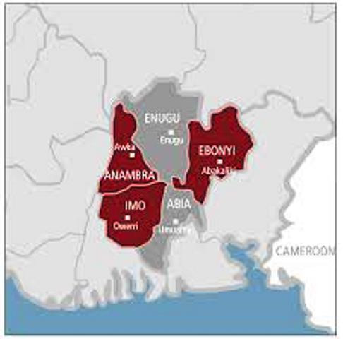 New militant group emerges in South East