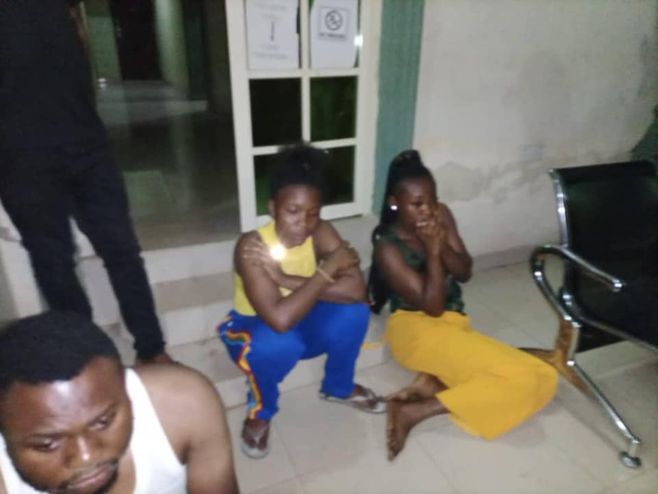 JTF busts cybercrime syndicate in Kogi guest house, arrests seven men and two women