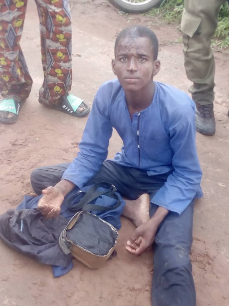 One kidnapper killed, another arrested in Ogun (photos)