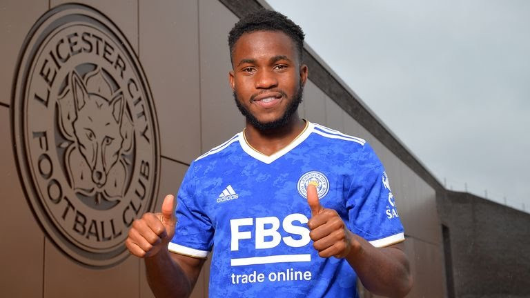 Leicester City sign Ademola Lookman from RB Leipzig (photos)