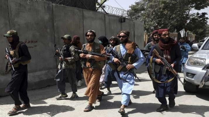 Taliban launching
