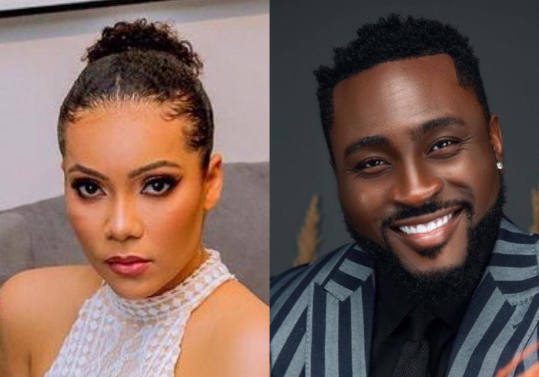 #BBNaija: Maria reacts to Pere alleging that he fing*red her, while she stroked his pen*s (video)