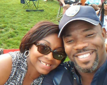 Comedian, Okey Bakassi and wife celebrate 20th wedding anniversary
