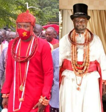 Olu of Warri revalidates his chiefs, displaces Ayiri Emami as Ologbotsere of Warri kingdom