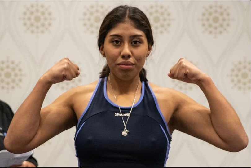 Female boxer dies after being knocked out in a fight