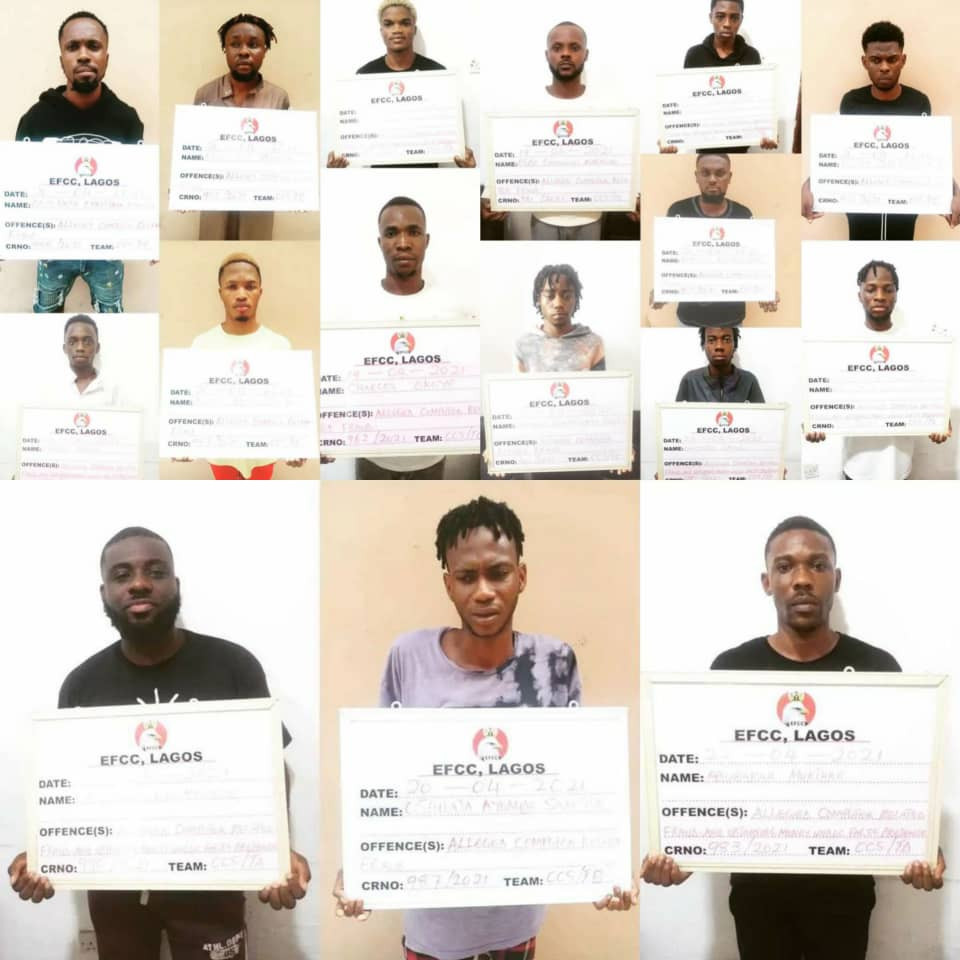 Lekki is now the hotbed of Cybercrime- EFCC