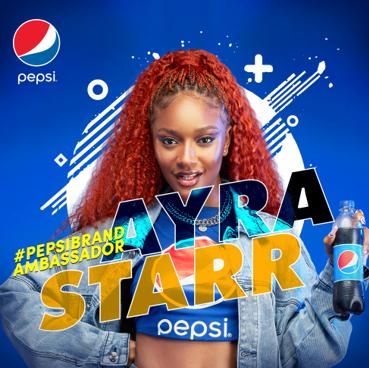 Pepsi Unveils New Ambassadors Ayra Starr & Rema #ForTheLoveOfMusic