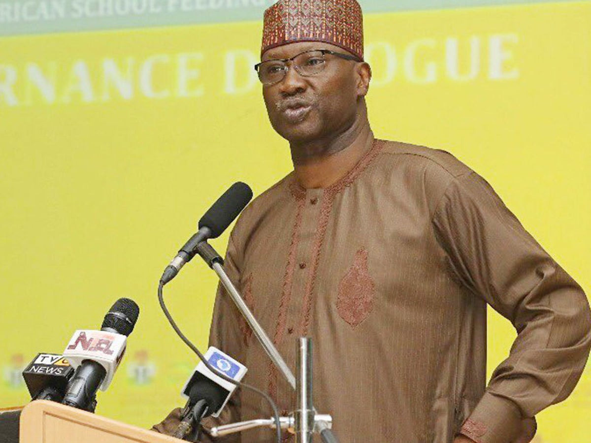Stop saying Nigeria not working, there?s power in the tongue - SGF Boss Mustapha