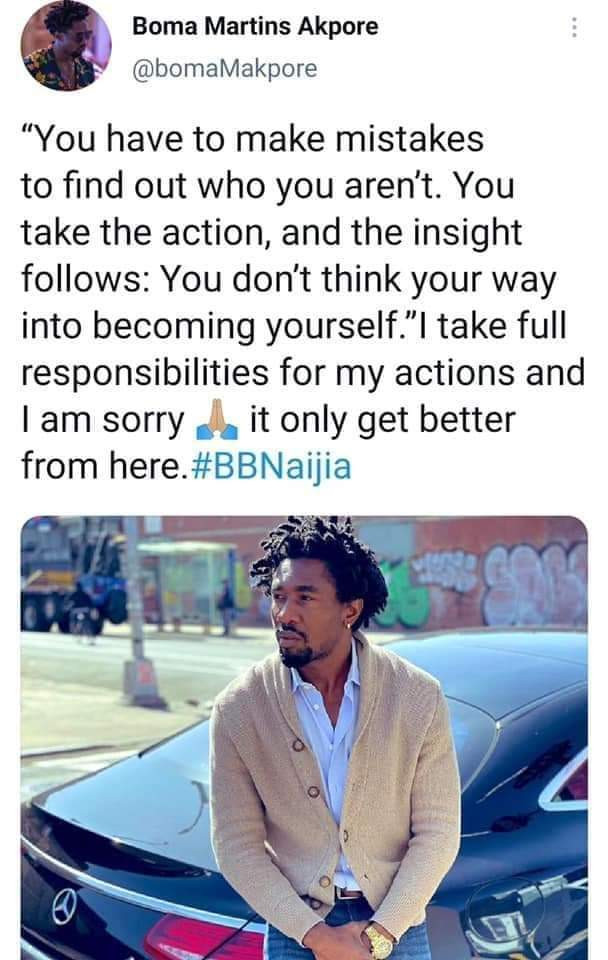"""""""Work on yourself"""" Daddy Freeze condemns Boma for being a kiss-and-tell"""