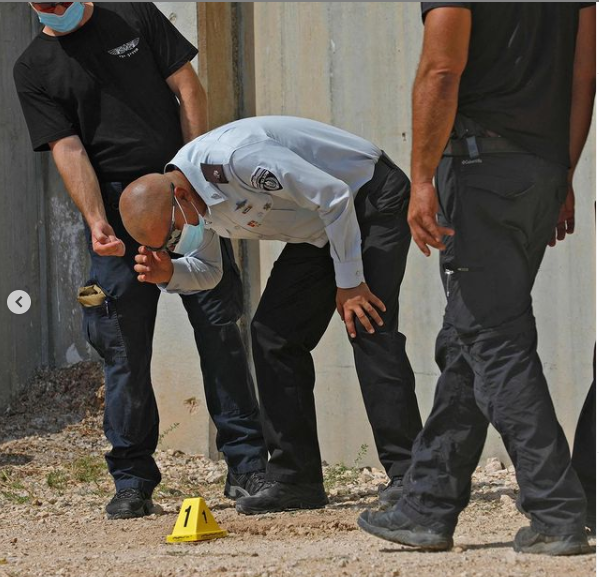 Six Palestinians escape from high-security prison in Israel by digging a tunnel in a toilet