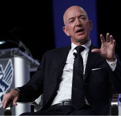Jeff Bezos funds anti-ageing technology to help humans