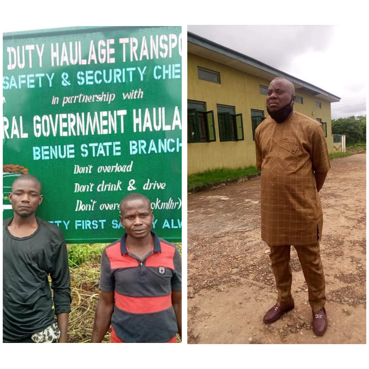 Police transfer notorious illegal tax kingpin, two others to EFCC