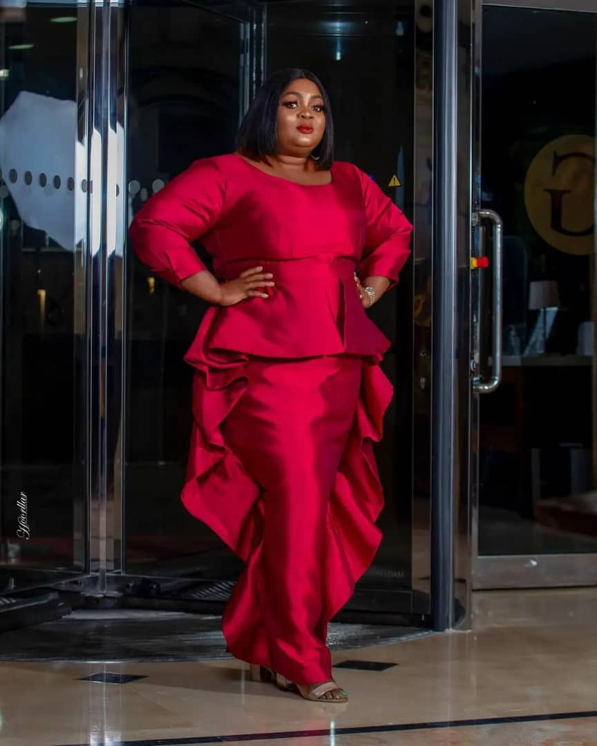 Actress Eniola Badmus shares new photos as she turns a year older today
