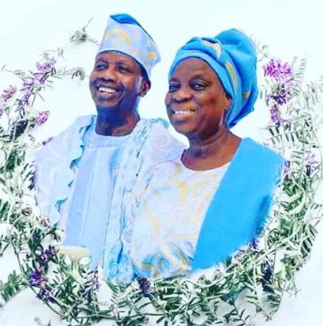 Clergyman, Pastor Adeboye and wife, Folu, celebrate 54th wedding anniversary