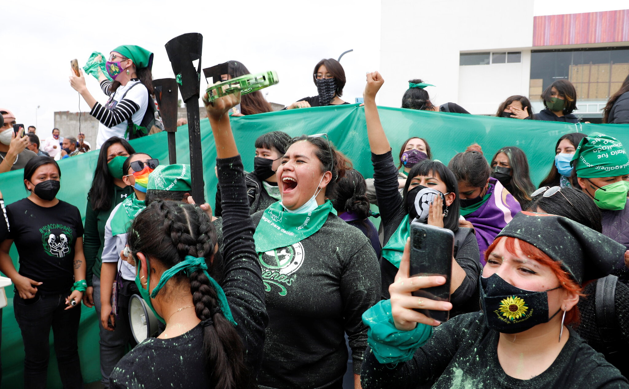 Mexico decriminalises abortion in landmark ruling