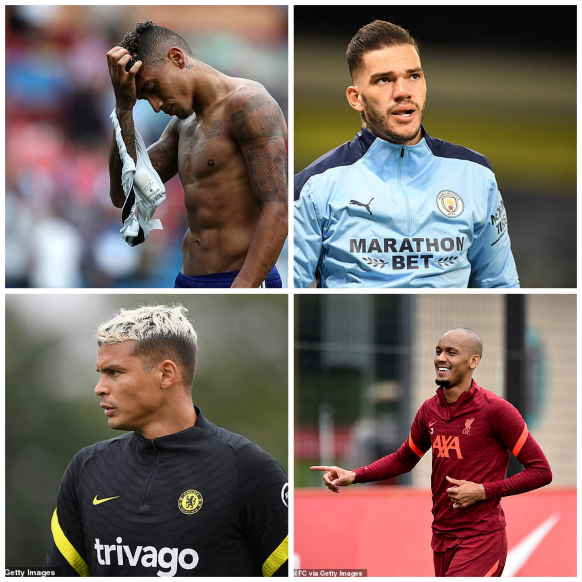 FIFA bans 10 Brazilian players from playing in Premier League for 5 days after EPL clubs refused to release players for international duty citing Covid-19