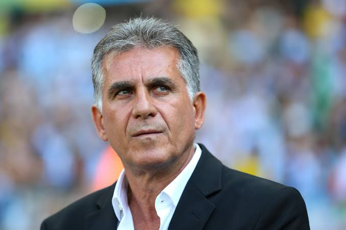 Egypt appoint former Real Madrid coach Carlos Queiroz
