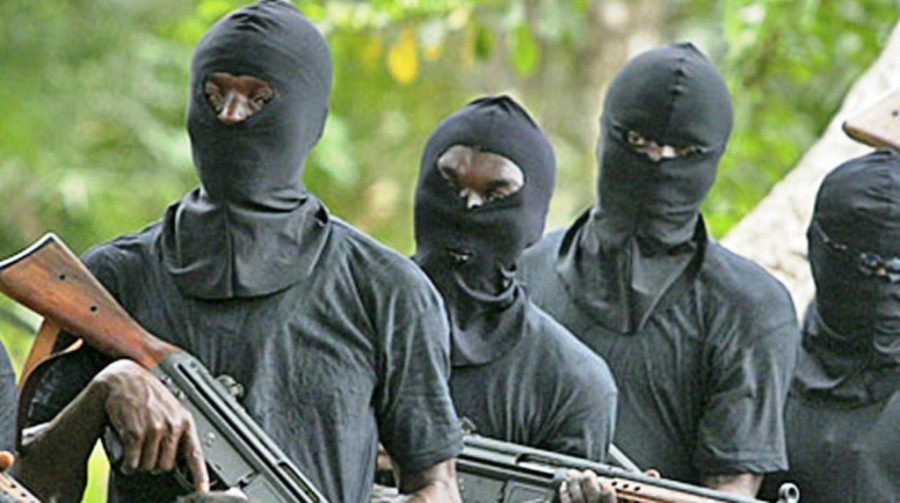 Delta police officers shot dead by hoodlums and set on fire inside police van