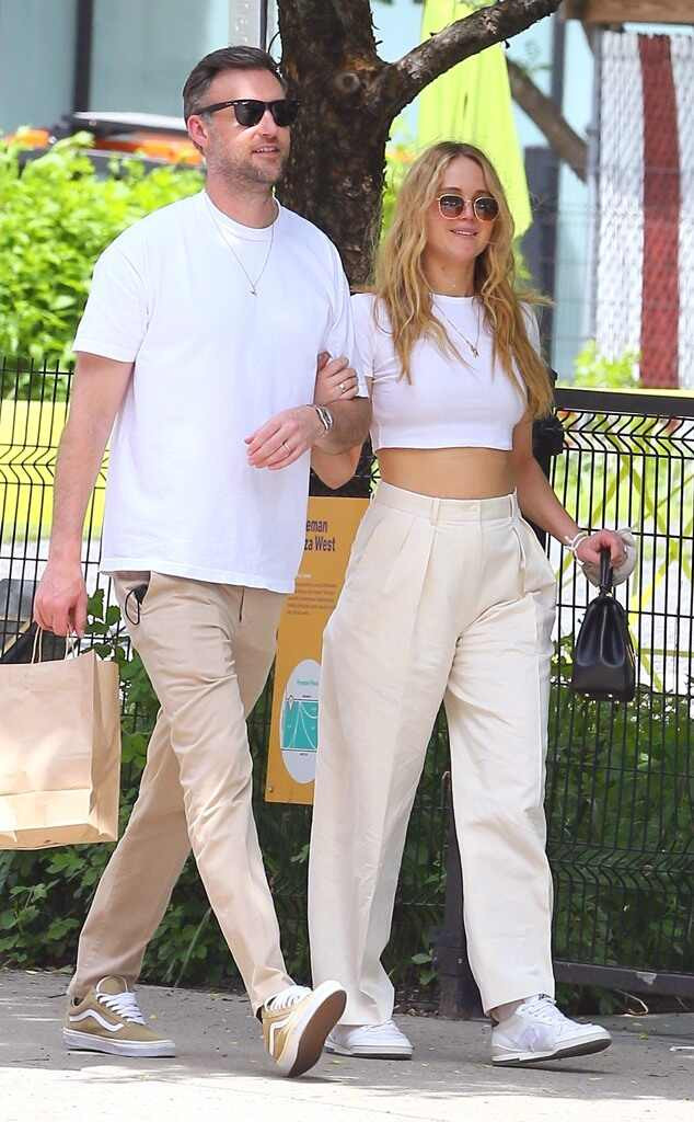 Jennifer Lawrence is pregnant and expecting first baby with husband Cooke  Maroney
