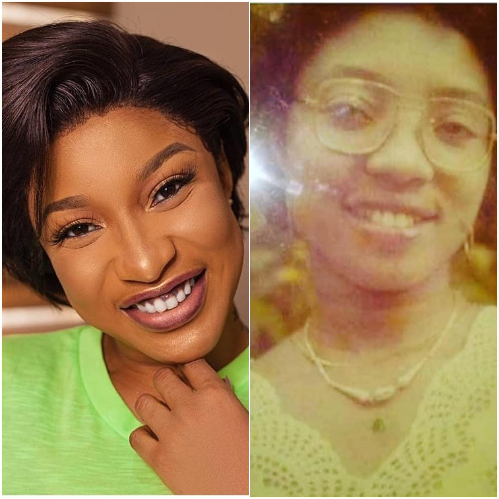 Tonto Dikeh celebrates her mother 32 years after her death