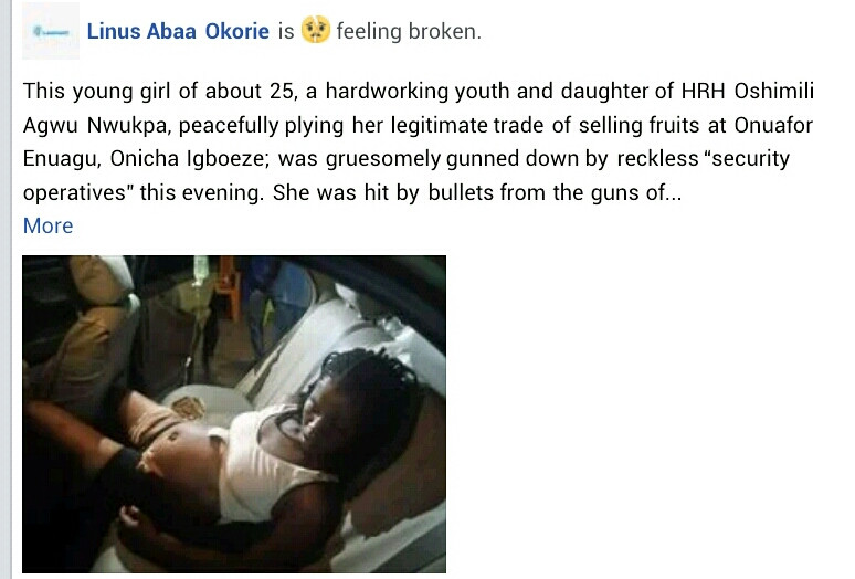 Stray bullet reportedly kills traditional ruler