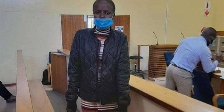Zimbabwean woman who dismembered her husband, threw the body parts in pit latrine says his ghost