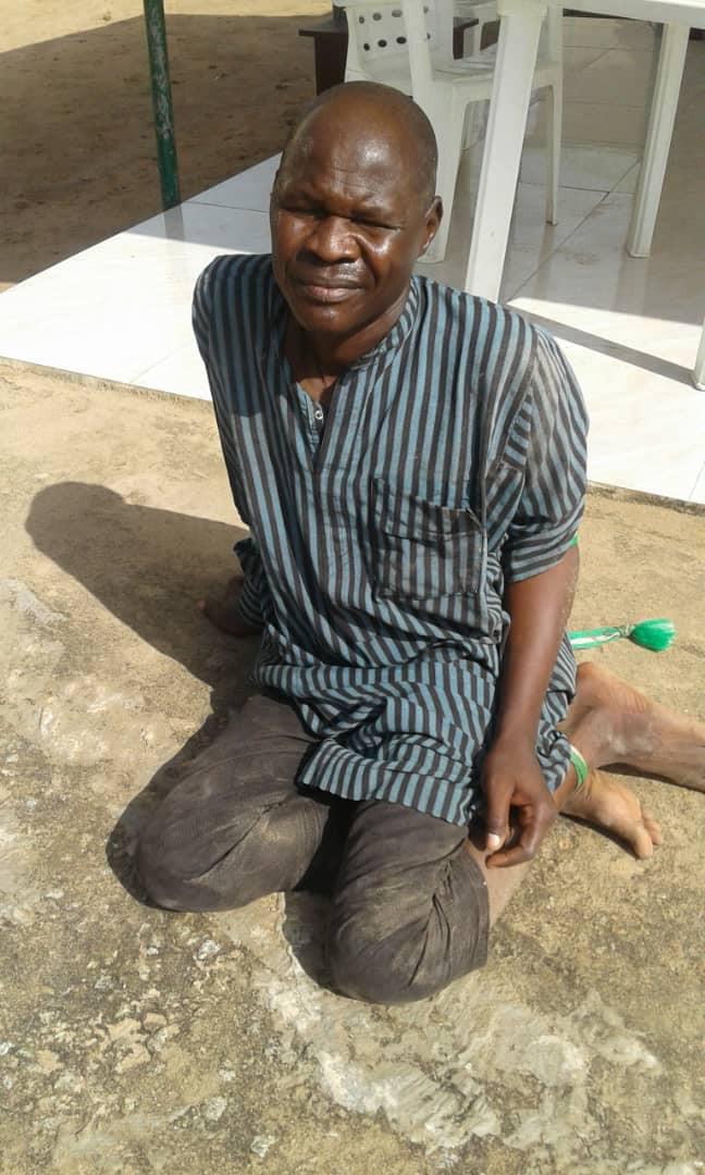 Troops arrest high profile Boko Haram terrorist in Borno