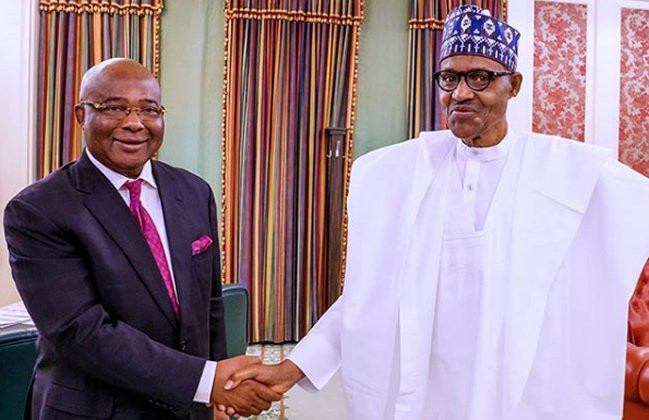 IPOB?s sit-at-home order was only on social media, Imo people came out - Uzodinma speaks on Buhari