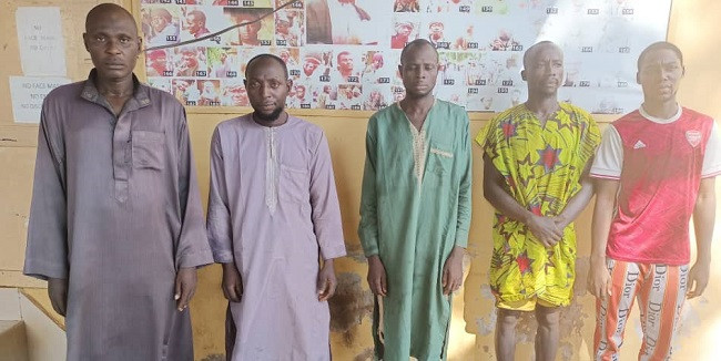 Five suspected ritualists arrested for beheading commercial sex worker in Kwara