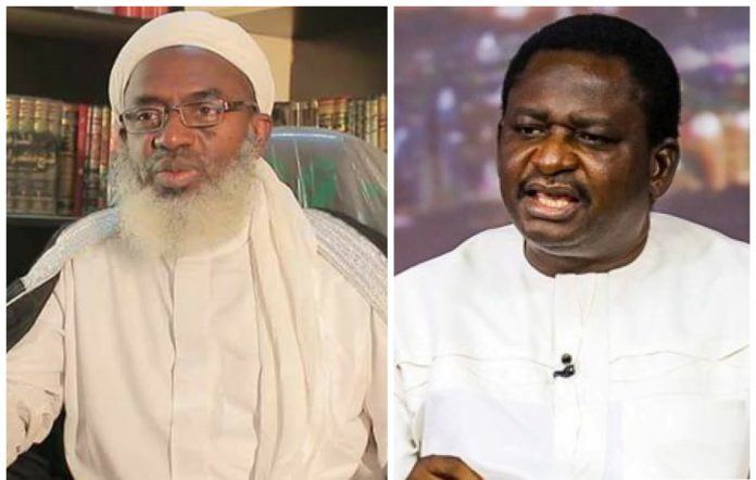You are a bootlicker - Gumi fires back at Adesina over